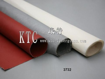 3732 fabric with silicone rubber coating