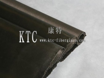 EPDM coated fiberglass fabric.